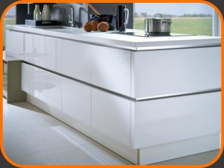 Haecker (Hacker) Kitchens, including its Classic Range of kitchen design